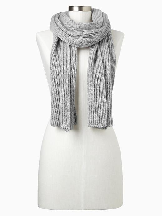Gap Cashmere scarf, one size, NWT