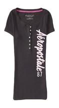 M Aeropostale Aero ShortSleeve Graphic Slim Rib... - £10.19 GBP