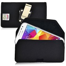Turtleback Belt Clip Case Made for Samsung Galaxy Core Prime Black Holst... - $36.99