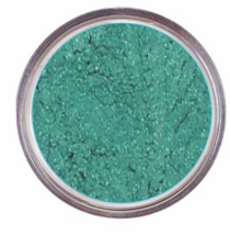 Teal Green Eye Shadow – Long Lasting Eye Makeup Mattify Cosmetics Summer... - $4.50