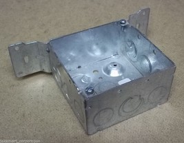 Steel City 52171 CV 1/2 3/4 Square Box with CV-Bracket - $12.30