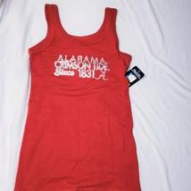 Girls Alabama Crimson Tide Tank Top S M L 6 7 8 10 12 - $11.30
