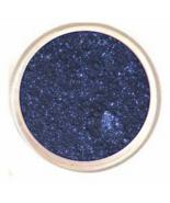 Navy Blue Eye Shadow Eye Liner Mattify Cosmetics MIDNIGHT TRAIN Smoky Ey... - $4.99