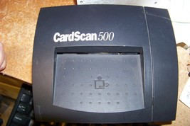 Corex CardScan500 Executive Business Card Scanner, No cords - $14.84