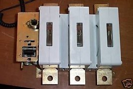 Nib Abb Oetl Nf400 Sw Disconnect Switch 3 Pole 400 Amp* - $989.99