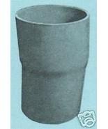 "NIB CANTEX 4"" DUCT COUPLING 5 DEGREE PVC 6151452  (15) - $113.85"