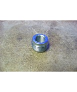 """NOS Cooper Crouse-Hinds RE31 1 X 1/2"""" Steel Reducing Bushing - $2.96"""