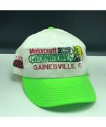 SNAPBACK TRUCKER HAT CAP VINTAGE STRAPBACK USA Ford Gator Nationals Flor... - $57.42