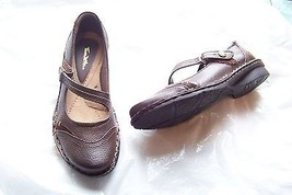 a7cf0efa40d womens thom mcan hawthorne brown leather mary jane shoes size 6 1 2 -  20.78