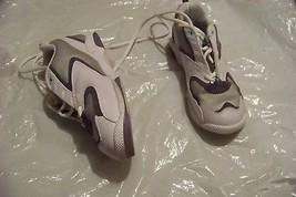 womens dexter white & purple lace up bowling shoes size 8 - $21.77