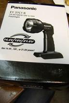 new panasonic ey 37c1 b 14.4v/18v/21.6v li-ion flashlight - $29.69
