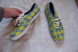 womens keds champion two tone tennis shoes size 9 - $21.77