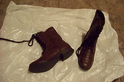 9443c795ae5 womens so alpha brown lace up ankle boots and 8 similar items