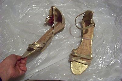 d78e882eab7c0 womens merona tori gold fabric strappy and 50 similar items