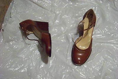 6fb6e70ecc6 womens gianni bini brown leather cut out and 34 similar items