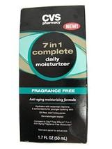 CVS 7 in 1 Complete Daily Moisturizer, Fragranc... - $4.05