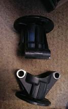 Two Wheel Bearings 4 Lug Hub image 2