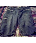 Faded Glory Ladies Plus Size Cargo Pants Capris... - $6.00