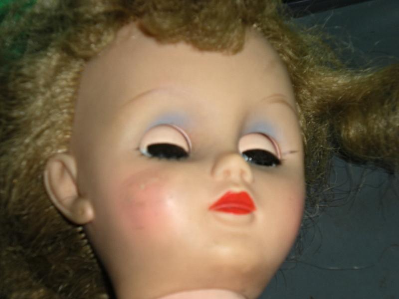 Revlon Doll - Vintage 1950's Revlon Doll in Wedding Dress
