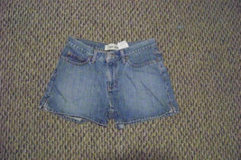 womens gap light wash denim jeans shorts size 2 28 - $16.82