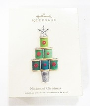 Hallmark keepsake christmas ornament notions of christmas handcrafted se... - $7.92