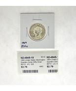 1964 United States Washington Quarters Dollar 90% Silver RATING: (F) Fin... - $3.58 CAD