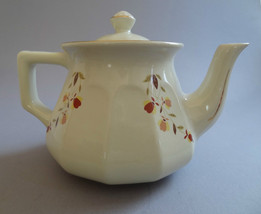Jewel Tea/Autumn Leaf Hall China Bellevue Teapot NALCC 2004 - $93.49