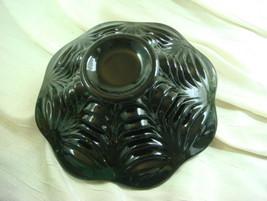 Lincoln Heavy Drape Fruit Bowl Black Raspberry Glass Fostoria Mold - $23.36