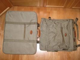 TUMI DAKOTA SUITCASE AND GARMENT BAG SET, CORDURA - $49.14