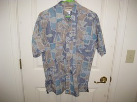 COOKE STREET HAWAIIAN MEN'S SHIRT, LARGE - $11.10