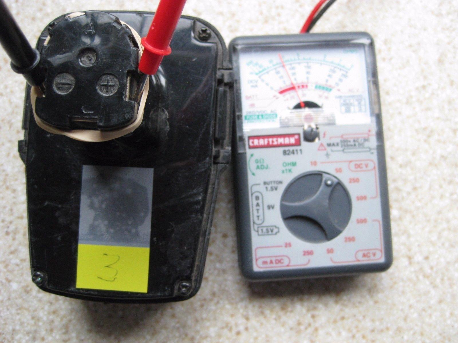 Craftsman 14.4 V battery