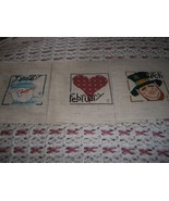 Month by Month Cross Stitch Designs - $84.00