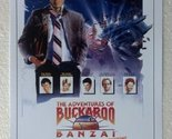 Adventures of Buckaroo Banzai Across The 8th Dimension 11 x 17 Poster Lithograph