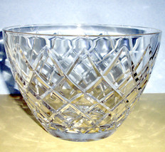 "Lenox Irish Spring MacKenna 8"" Crystal Bowl Made in Ireland #859472 New - $85.90"