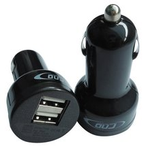 RND 2.1A (fast) Dual USB car charger for Nokia and Sony Ericsson Smartph... - $15.99