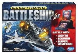 Electronic Battleship Board Game by Hasbro 2012... - $49.97