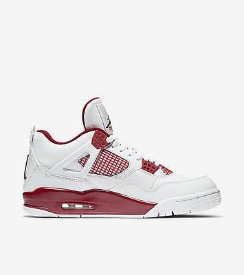 b0989f0bb78c5 1. 1. Previous. Nike Air Jordan Retro 4 IV Alternate 89 White Black Gym Red  308497-106 DS · Nike Air ...