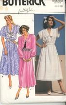 Vintage 1985 Butterick 3231 Garden Party Dresses with Lace Size 6..8..10 UNCUT - $2.00