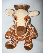 Rinco Giraffe Nubby Fur Body Plush Stuffed Anim... - $9.99