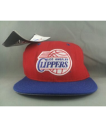 Los Angeles Clippers Hat (VTG) - Fitted Pro Model by New Era - Size 7 1/2 - $69.00