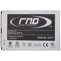 RND Li-Ion Battery (BL-48TH) for LG Optimus G Pro - $21.99