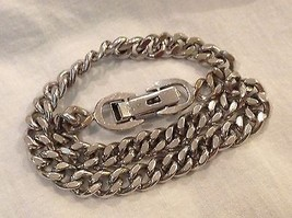 "14"" long marked Sperry Heavy Metal AlloySilver ... - $12.29"