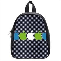 Apples Apples Apples Leather Kid's School Bag / Children's Backpack - $33.94+