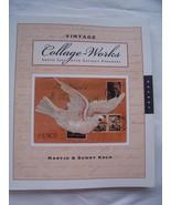 VINTAGE COLLAGE WORKS - Ideas w/Antique Ephemer... - $9.99