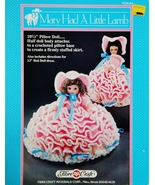 Fibre Craft Mary Had a Little Lamb Crochet Patt... - $5.95