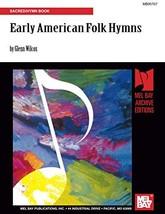 Mel Bay Early American Folk Hymns [Paperback] Wilcox, Glenn image 2