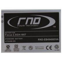 RND Power Solutions Premium Li-Ion Battery (EB494865VA) for Samsung Focus 2 - $15.99