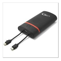 RND Portable Speed Charger with foldable AC charger and micro USB cables... - $25.99