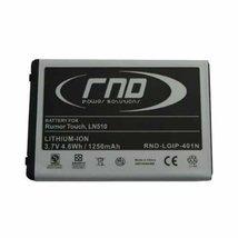 RND Li-Ion Battery (LGIP-401N) for LG Rumor Touch LN510 - $8.99