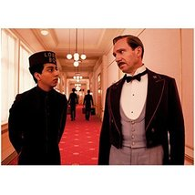 Ralph Fiennes as M. Gustave Talking with Lobby Boy in The Grand Budapest... - $8.98